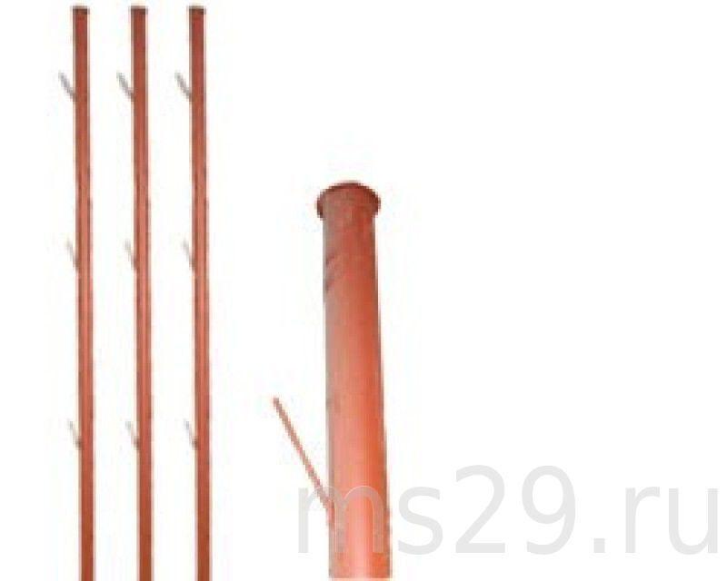 Столбики для сетки рабицы
